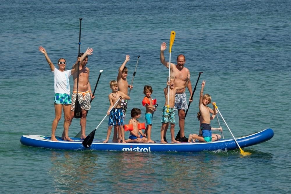 20 paddle surf